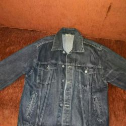 Denim jacket 52 size