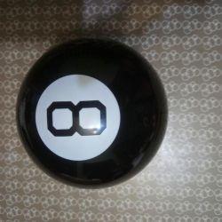 Μαγική μπάλα με προβλέψεις 8