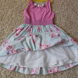 dress for a girl, p 128-134