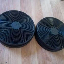 Carbon filter new 2 pcs. for the exhaust FH SYP-6002