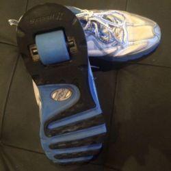 Acilen tekerlekli Hilis spor ayakkabı!