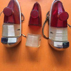 Reverse lights for GAZ 21