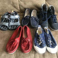Shoes for the boy 31, 30, 29,