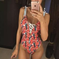 One piece swimsuit (new)