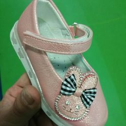 New !!! Children's shoes 23 size