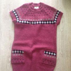 Tunic new (pure wool).