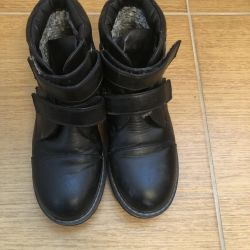 Warm boots for boy 36r