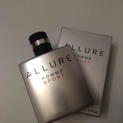 ✅ CHANEL ALLURE HOMME SPORT