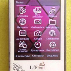 Samsung S7070 La Fleur