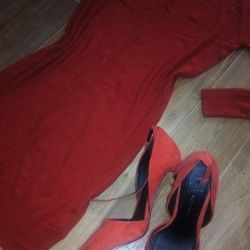 Dress 44-46 (can be like a tunic 48r)