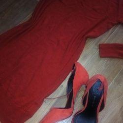 Платье 44-46( можно как туника48р)