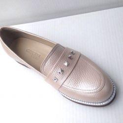 Loafers din piele Cascata Doro
