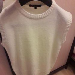 De Pras πουκάμισο με αμάνικη μπλούζα De Blasio πρωτότυπο