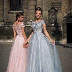New evening dresses