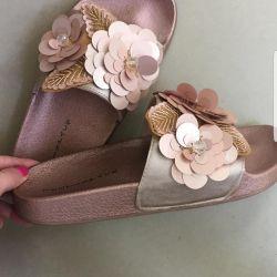 Papuci răcoritori de vară ?