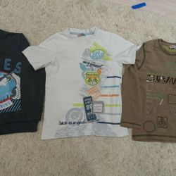 Clothing for boy 122r 900 for all