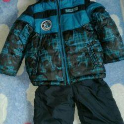 Κοστούμι μεγέθους χειμώνα 92