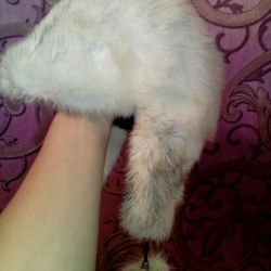 Mink white