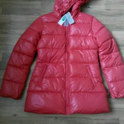 R.44-46 Benetton New Stylish Jacket Autumn Winter
