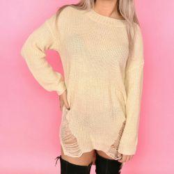 New Sweater Tunic Frisise