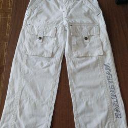 Pantaloni de vară BENETTON р.110