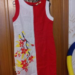 Dress size 46
