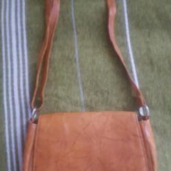 νέο σώμα με διασταυρούμενη τσάντα (δέρμα)