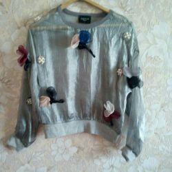 Sheer blouse Feel Room Fashion