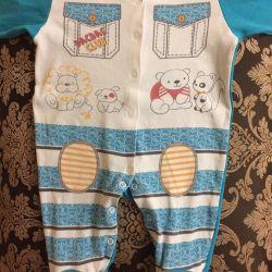 Children's overalls (slip)