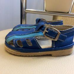 Children's sandals 10.5 rr 12 cm
