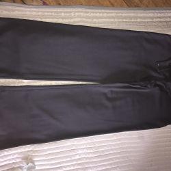 Νέα μάλλινα κομψά παντελόνια Falabella