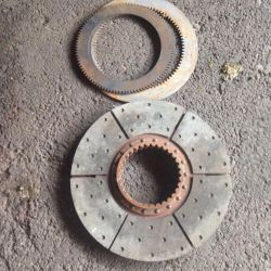 New T-170 clutch disc