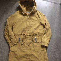 Куртка парка новая