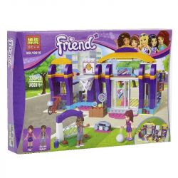 Designers Bela - analogs of Lego Friends