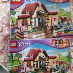 Tasarımcı Lego Arkadaşlar Şehir Ahırları