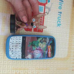 Scratch, Shpulya, Simka și telefonul Fixiki