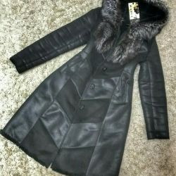 Sheepskin coat new p.46