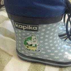 Rubber boots 21 kapika size