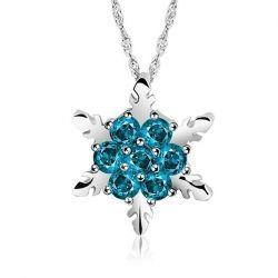 Snowflake pendant
