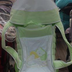 My little friend's baby carrier bag