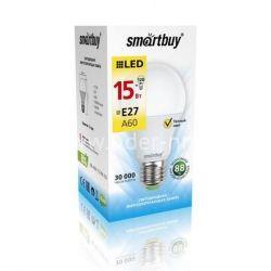 Λυχνία LED Smartbuy-A60-15W3000E27 (ζεστό λευκό)