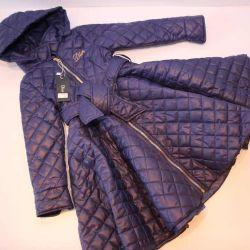 Новое пальто отличного качества