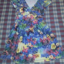 Parlak yazlık elbise