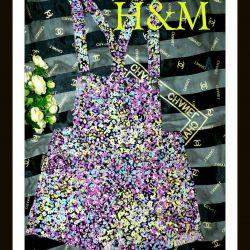 Ромпер джинсовый H&M