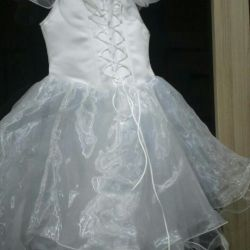 Beautiful dress for princess