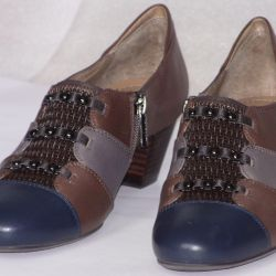 Cavaletto shoes leather 36-37-38-39