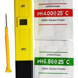 PH-metru electronic, pH-metru