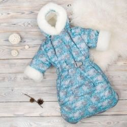 Winter overalls for auto-chair