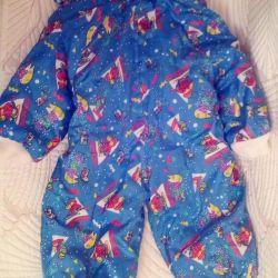 Overalls for up to 6 months