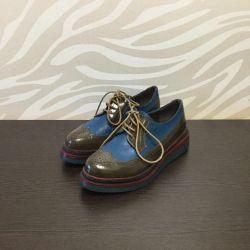 Pantofi din piele naturală din Spania